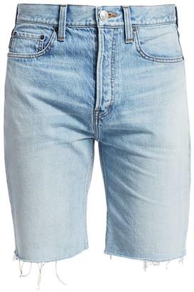 Balenciaga Cutoff Jean Shorts