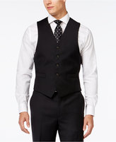 Lauren Ralph Lauren Black Solid Classic-Fit Vest