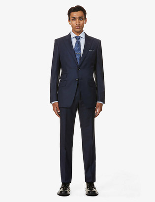 Tom Ford Pindot wool suit