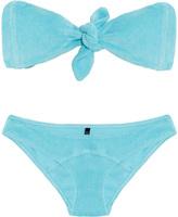 Lisa Marie Fernandez Front Tie Poppy Bikini