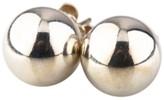 Tiffany & Co. 925 Sterling Silver Beads Stud Earrings