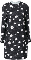 Carven floral dress - women - Silk/Polyester/Acetate - 36
