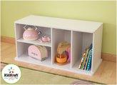 Kid Kraft Storage Unit with Shelves - White