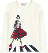 Junior Gaultier Printed T-shirt