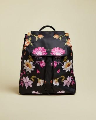 Ted Baker Rhubarb Foldaway Backpack