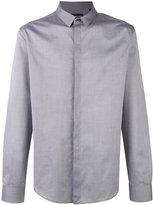 Emporio Armani classic shirt - men - Cotton - 41