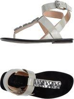 Calvin Klein Collection Thong sandals