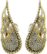 House Of Harlow Aquila Wing Clip-On Earrings