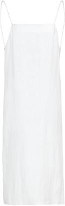 Matin Linen Shift Dress