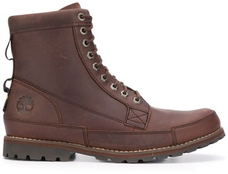 Timberland Lace-Up Hiking Boots