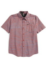 Volcom Boy's Vibe Daze Short Sleeve Shirt