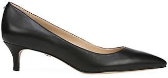 Sam Edelman Dori Leather Kitten-Heel Pumps
