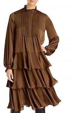 Lafayette 148 New York Raines Ruffled Dress