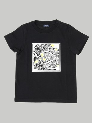 Il Gufo T-shirt With Front Print