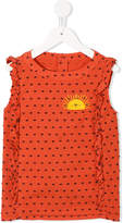 Bobo Choses embroidered sun top