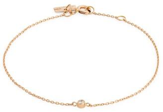 VANRYCKE Rose Gold and Diamond One Bracelet