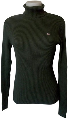 Polo Ralph Lauren Green Cashmere Knitwear