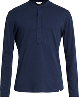 Orlebar Brown Craine long-sleeved henley top