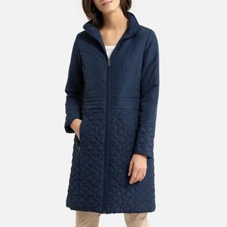 Anne Weyburn Long Padded Jacket