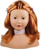 Gotz Auburn Styling Doll Head
