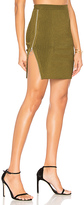 Arc Stella Skirt in Green. - size L (also in S)