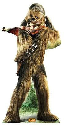 BuySeasons Star Wars Chewbacca Stand Up