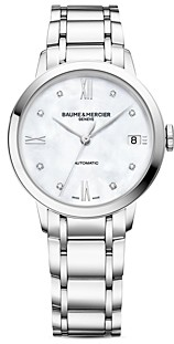 Baume & Mercier Classima Watch, 34mm