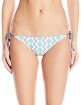 Splendid Women's Astoria Tie Side Bikini Bottom