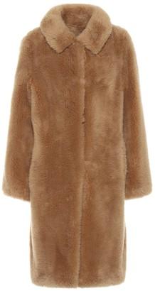 Yves Salomon Mateo wool coat