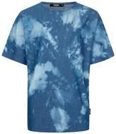 Jaded London Bleach Denim T-Shirt*
