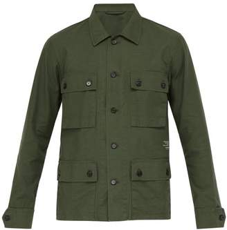 President's Salvation Washed-cotton Jacket - Mens - Khaki