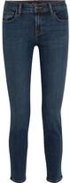 J Brand 811 Mid-rise Skinny Jeans - Mid denim