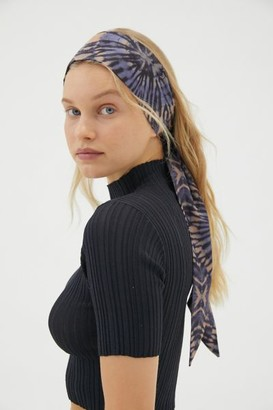 Urban Outfitters Goldie Tie-Back Headband