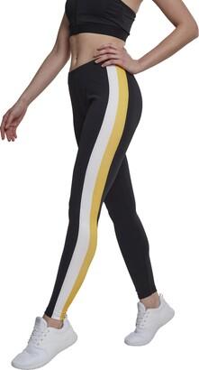 Urban Classics Women's Ladies Side Stripe Leggings