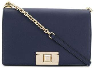 Furla pebbled shoulder bag