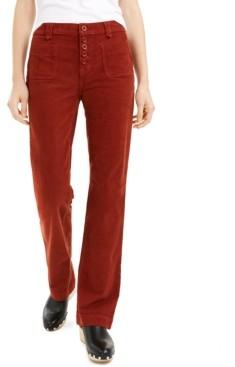 Lucky Brand Ava Corduroy Bootcut Jeans
