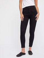 Free People Cyndi High Rise Skinny