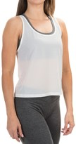 Under Armour Fly-By 2.0 Middy Running Tank Top - Cropped (For Women)