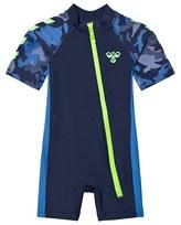 Hummel Blue Assoluto Sonny Swimsuit