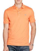 Polo Ralph Lauren Cotton Interlock Polo Shirt