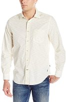 Nautica Men's Classic Fit Printed Shirt