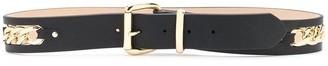 B-Low the Belt Toro curb-chain detail belt