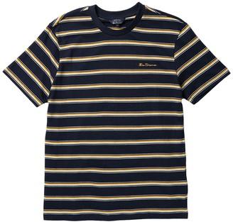 Ben Sherman Short Sleeve Stripe T-Shirt