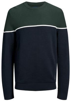 Jack and Jones Men New Autumn Long Sleeved Sweater
