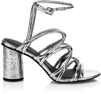 Rebecca Minkoff Apolline Metallic Sandals