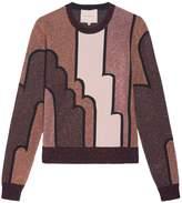 Roksanda Charcot Knitted Top