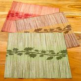 Water Hyacinth Placemat Sets of 4