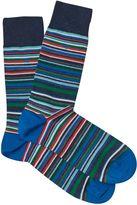 White Stuff Stanley Stripe Sock