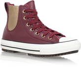 Converse Leather/Fur Chelsea Boot