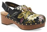 Gucci Women's 'Amstel' Floral Jacquard Clog